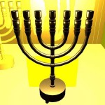 The Sanctuary- The Holy- The Menorahs